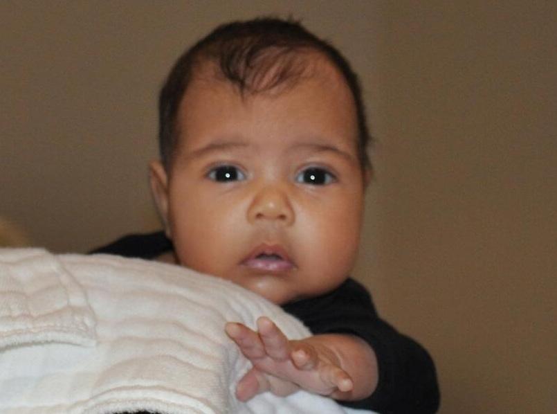 Kimye's Baby Boy on Board