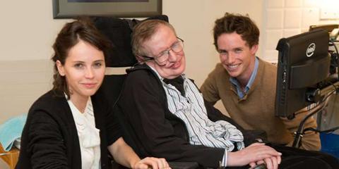 Robert Hawking's Family