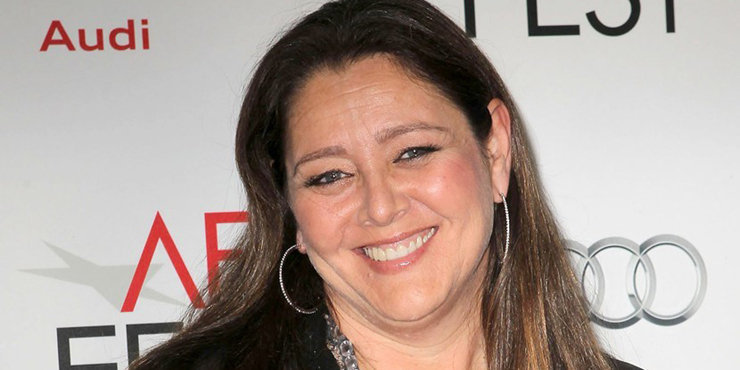 'Ghost Whisperer' star and single mother Camryn Manheim talks about working with Malia Obama, her son and Weight loss Issues