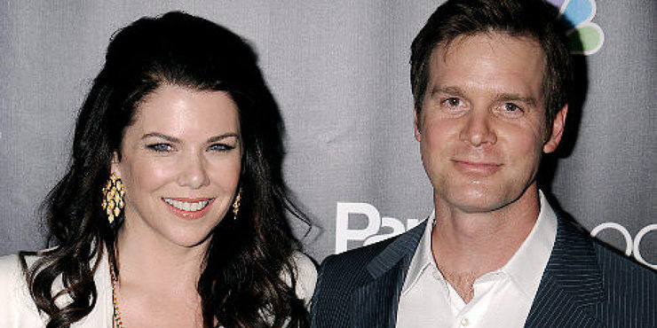 'Parenthood' on-screen siblings Peter Krause and Lauren Graham dating each other, Krause says reel life does not affect relationship with his girlfriend at all