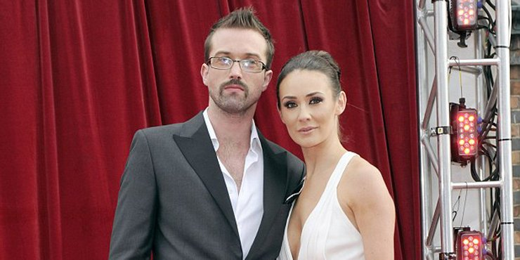 Actress Claire Cooper and boyfriend turned fiance Emmett Scanlan in a new show together, dating since 2011