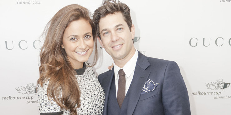 Adam Garcia married to girlfriend Nathalia Chubin, Garcia and wife might be expecting a baby
