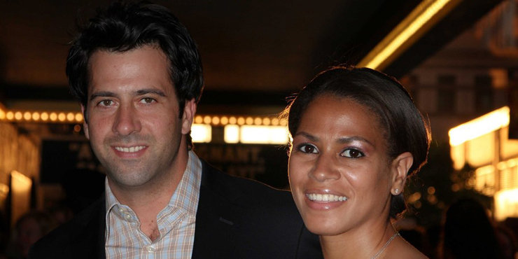 American Movie actor Troy Garity still happy with wife Simone Bent 8 years after their wedding