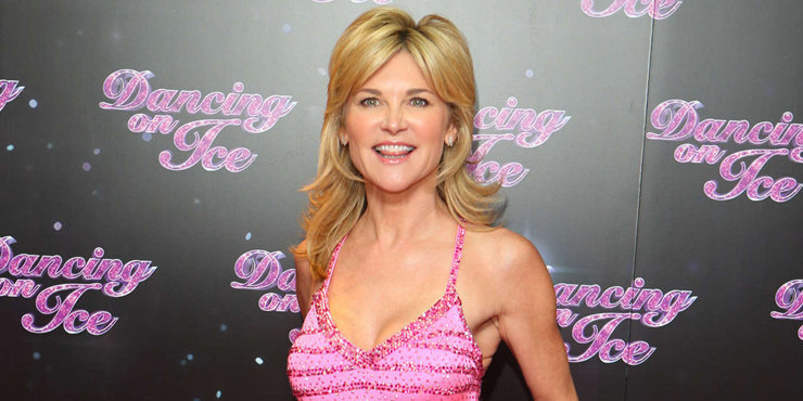 Anthea Turner all set to hit TV screens again, Television's golden girl to host Channel 5's 'Health Lottery'