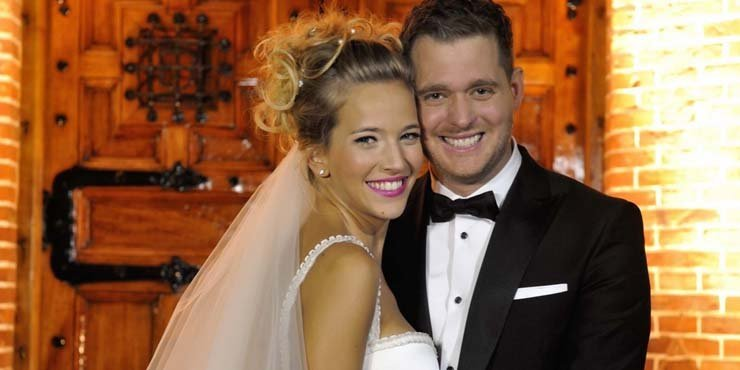 Model Luisana Lopilato and singer husband Michael Buble expecting baby number two, announcement made through a sweet video message