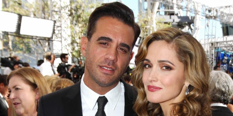 Actor Bobby Cannavale head over heels in love with costar Rose Bryne, Bobby and Bryne together since 2012