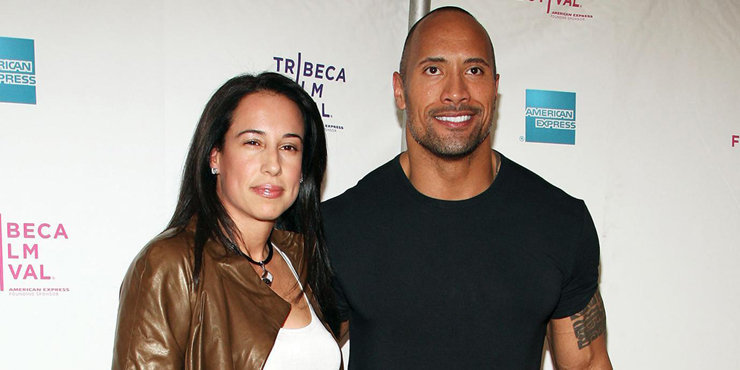 Dany Garcia and ex-husband Dwayne Johnson are business partners, The former couple got divorced in 2007 and have a daughter together