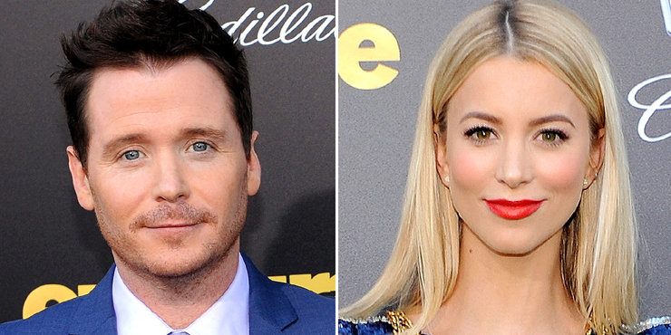 Entourage star Kevin Connolly and and on-screen girlfriend Sabina Gadecki also dating in real life
