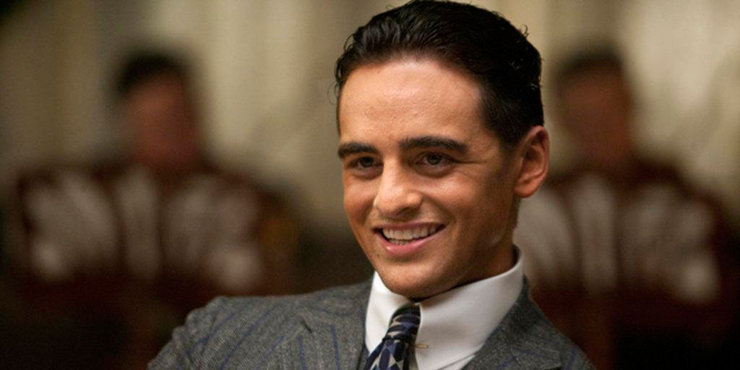Is Actor Vincent Piazza engaged to his girlfriend??? NOPE!!!!!