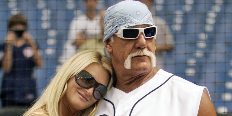 Jennifer McDaniel supportive of husband Hulk Hogan after news reports that he was fired from WWE