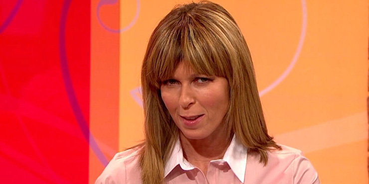 Kate Garraway causes a stir on Twitter while looking hot in a 99p dress,