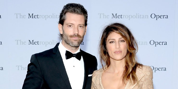 Model Louis Dowler married to actress Jennifer Esposito, Dowler previously dated Kate Winslet while Esposito is ex wife of Bradley Cooper