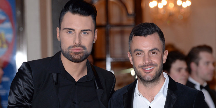 Reality Star Rylan Clark, who is now engaged to boyfriend Dan Neal, bribed his way to Masterchef Finals??
