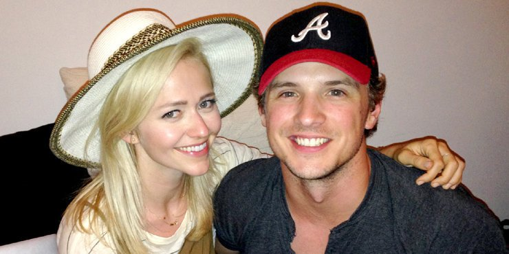 Actor Freddie Stroma and 'Unreal' co-star Johanna Braddy dating, admitted to their affair