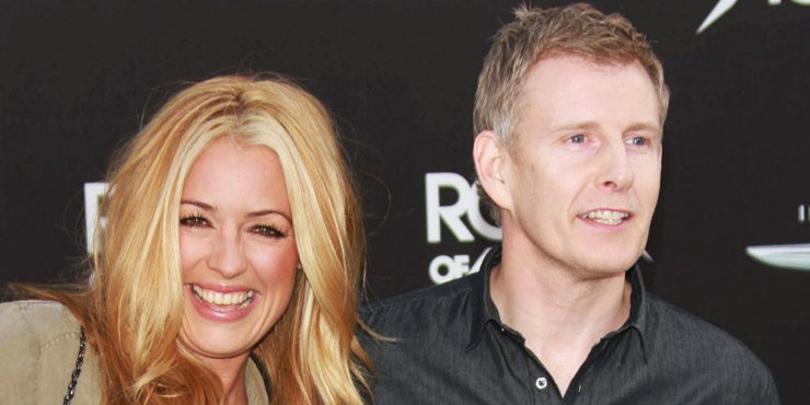 Cat Deeley and husband Patrick talk about their love affair, engagement and married life