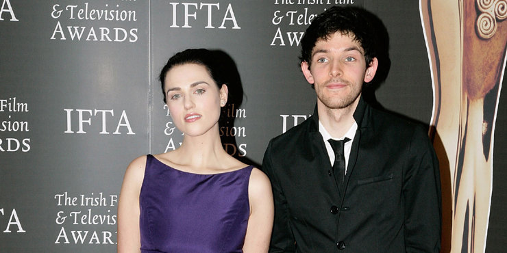 Colin Morgan focusing on career amid several rumors of him being gay or dating co-star Katie McGarth