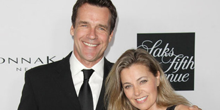 Actor David James Elliott, who has been married to wife Nanci since 1992, thinking of divorce??