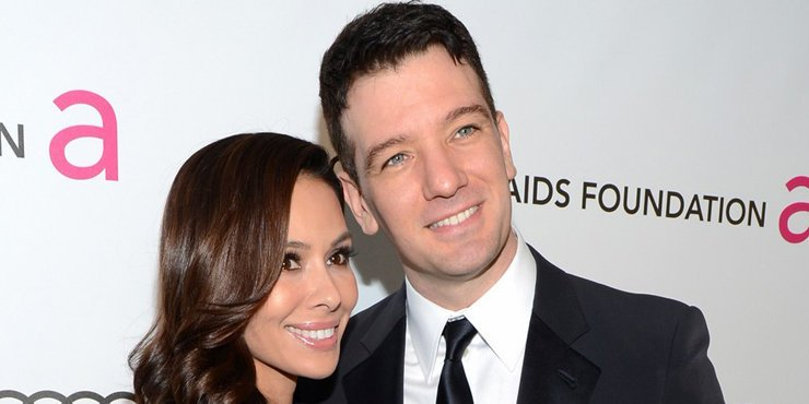 Did NSYNC's JC Chasez get secretly married? Rumors on Twitter that his longtime girlfriend is now his wife!!!