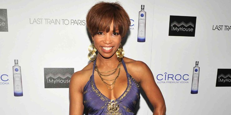 Elise Neal's illustrious dating life: What does she have to say about ex-boyfriends 50 cents, Rick Ross and more