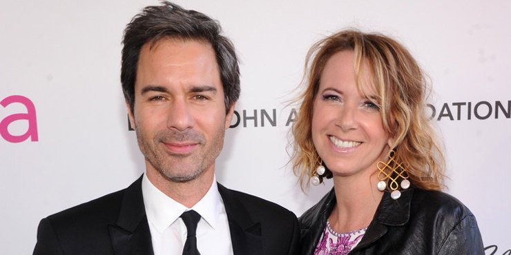 Eric McCormack still plagued by gay even after being married to wife Janet Holden for nearly two decades