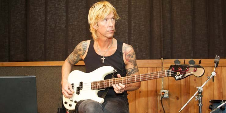 How did Former Gun's N Rose bassist Duff McKagan turn into an investment guru with a net worth of $20 million