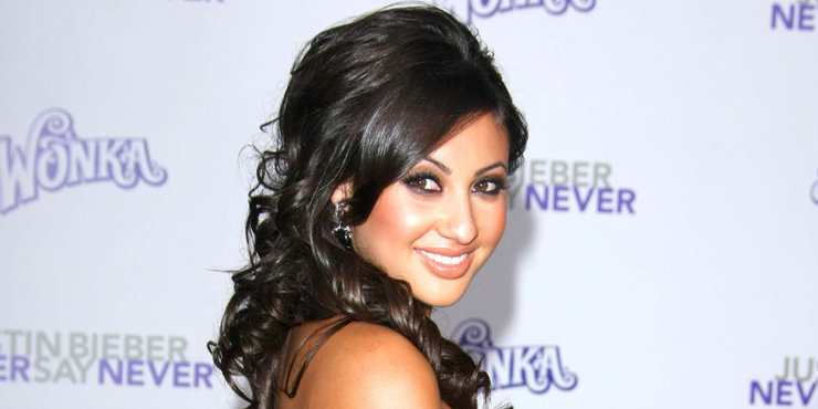 Actress Francia Raisa tired of being single. Looking forward to dating and boyfriends