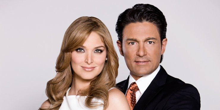 Mexican Actor Fernando Colunga and girlfriend Blanca Soto can't wait to get married. Soto in full-on wedding planning mode