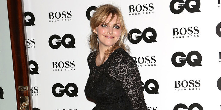 Model turned Writer Sophie Dahl taking drastic measures to lose weight