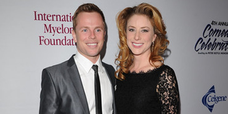 What's the reason behind actress Diane Neal's divorce with ex-husband Marcus Fitzgerald