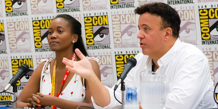 Why did actress Erika Alexander and husband Tony Puryear, married since 1997, never have kids