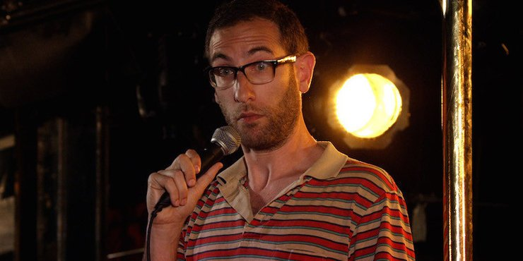 Comedian Ari Shaffir happiest with ex-girlfriend Alison Reese, does not appreciate rumors about his dating life