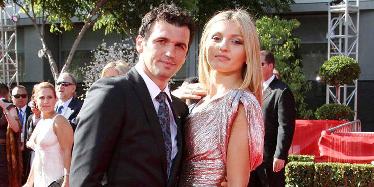 Dancing with the star's Tony Dovolani credits wife and family for his success