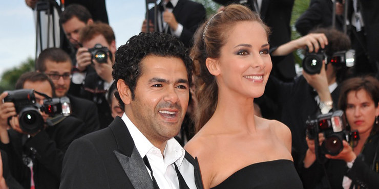 French News Anchor Melissa Theuriau and husband Jamel Debbouze about to have baby no 3???