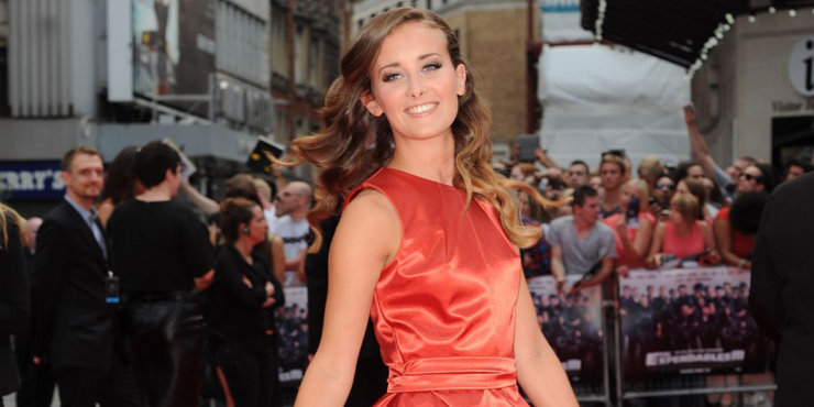 Hot Actress April Pearson has never had a boyfriend!! What is to come of her dating life???