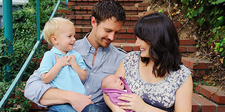Jason Dohring reveals himself to be a family man, talks about his wife and two children
