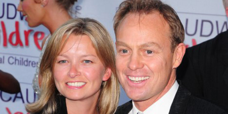 Jason Donovan talks about his troubled past, absentee mother and father and turning his life back around with help from his wife