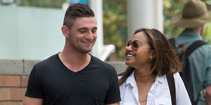 Jessica Mauboy talks about her new single This Ain't love and her boyfriend,Themeli Magripilis, whom she has been dating since last year