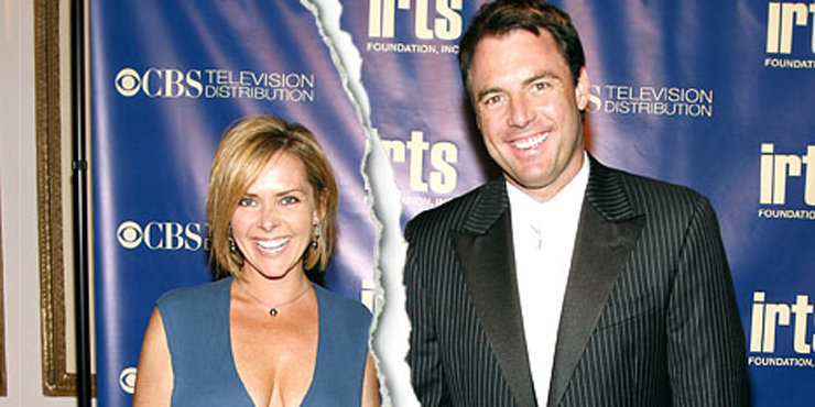 Mark Steines annoyed that his divorce with wife Leanza Cornett is taking so long