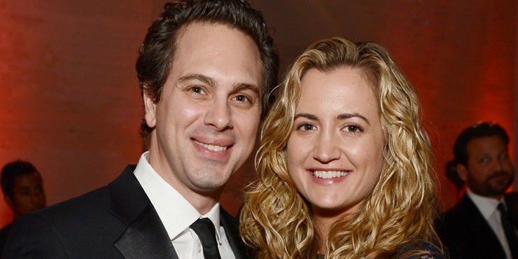 Thomas Sadoski talks about his relationship with wife Kimberly Hope, married since 2007