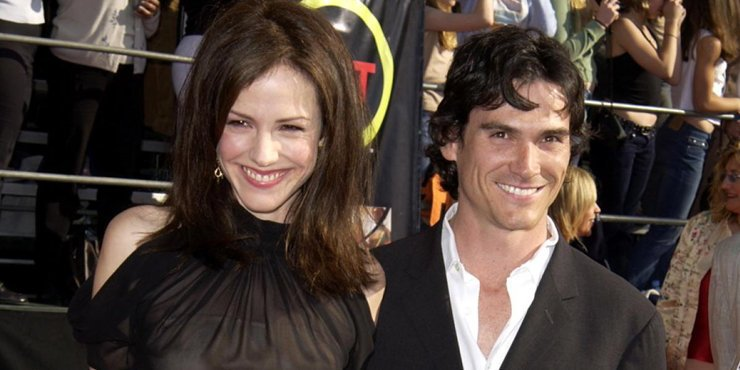 What does Billy Crudup's ex-girlfriend Mary Louise have to say about the star who dumped her while pregnant to start dating Claire Danes???