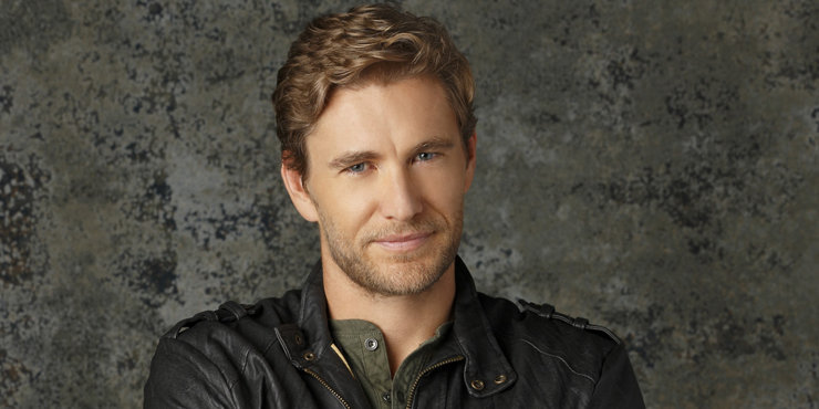 Brett Tucker has a new girlfriend!! Rumored to be dating Trilby Glover
