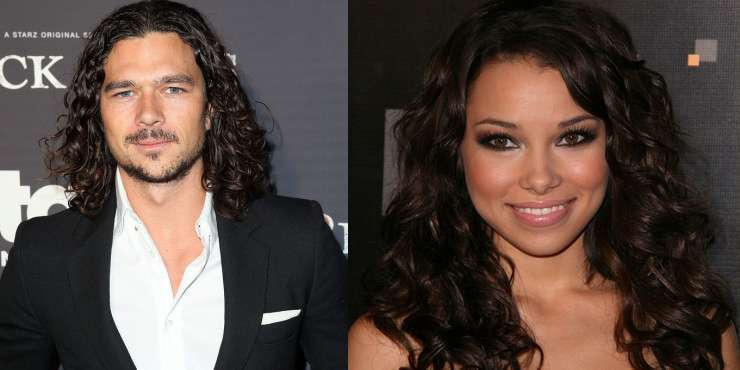 "Jessica Parker Kennedy has a new boyfriend!! Dating her ""Black Sails"" co-star Luke Arnold"