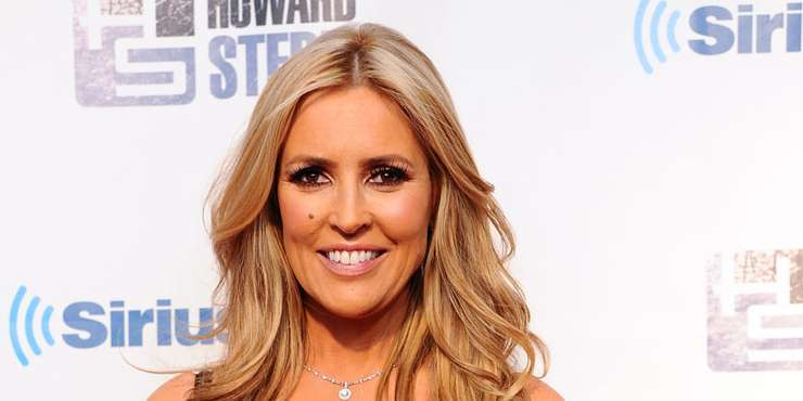 Jillian Barberie talks about selling her diamonds for her divorce with husband Grant Reynolds last year