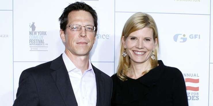 Kate Snow and husband, Chris Bro going through a rough phase in their married life??