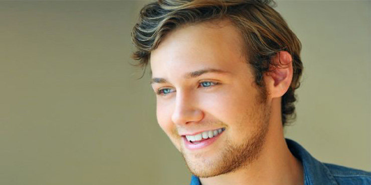 Actor Caleb Ruminer, age 23, talks about his acting career, his upcoming movies and projects