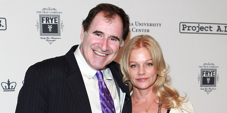 Actor Richard Kind and wife Dana Stanley, married since 1999, getting a divorce