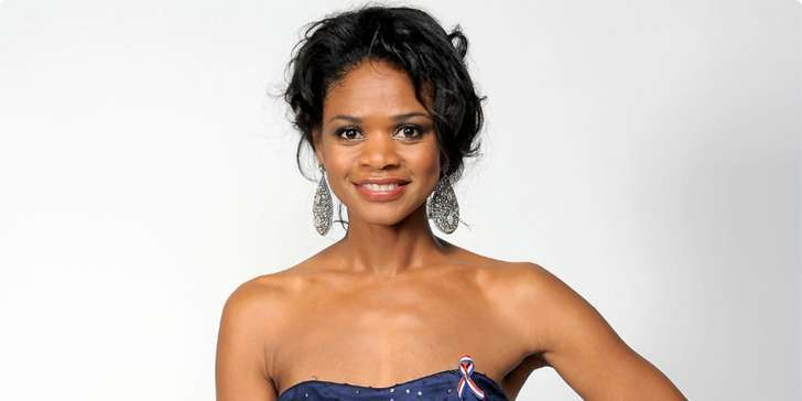 Actress Kimberly Elise's potential boyfriends might need her daughters' approval before they start dating