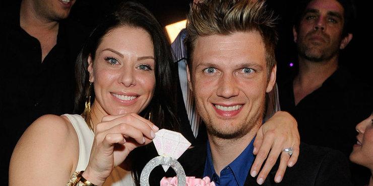 Actress Lauren Kitt and husband Nick Carter pregnant with a baby boy!!!