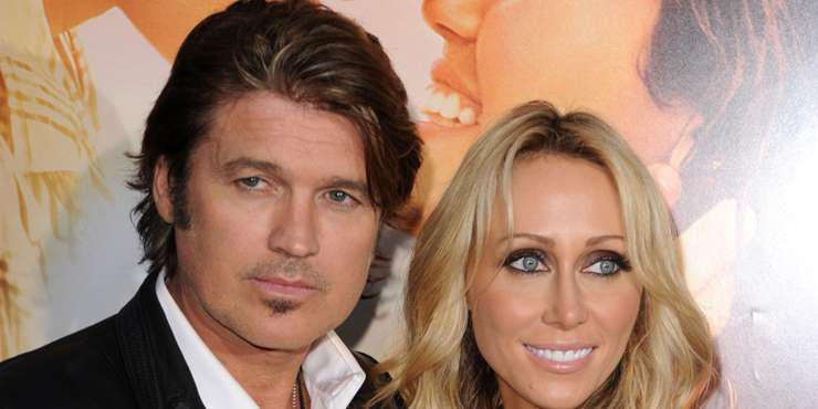 Billy Ray Cyrus and wife Tish, married since 1993, talking of divorce for the third time!!