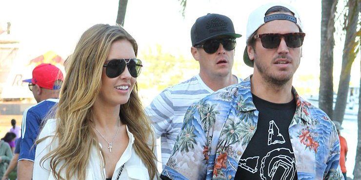 BMX Dirt Bike Rider Corey Bohan and on-and off girlfriend Audrina Patridge getting married!!!
